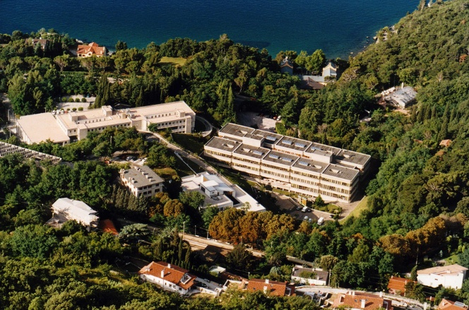 Picture of ICTP Trieste