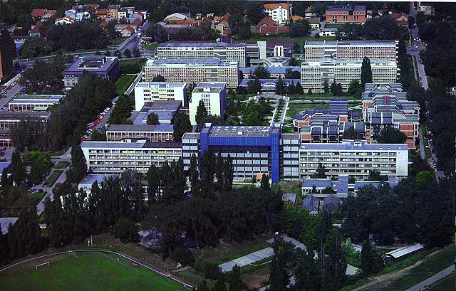 University of Novi Sad Campus